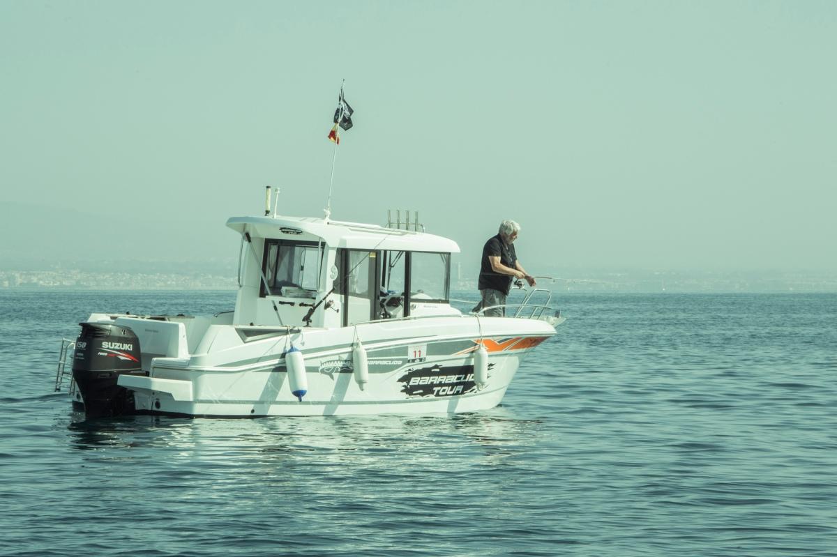 Todas las imágenes del concurso de pesca